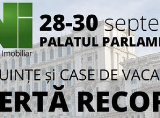 Cele mai interesante oferte imobiliare din Cluj, Brasov si Constanta prezentate bucurestenilor la Targul National Imobiliar