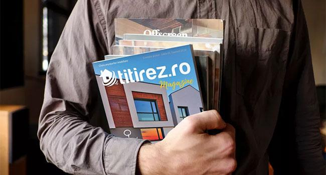 Dubla lansare la TNI: Editia a 5-a a Titirez Magazine si o premiera pentru imobiliarele romanesti