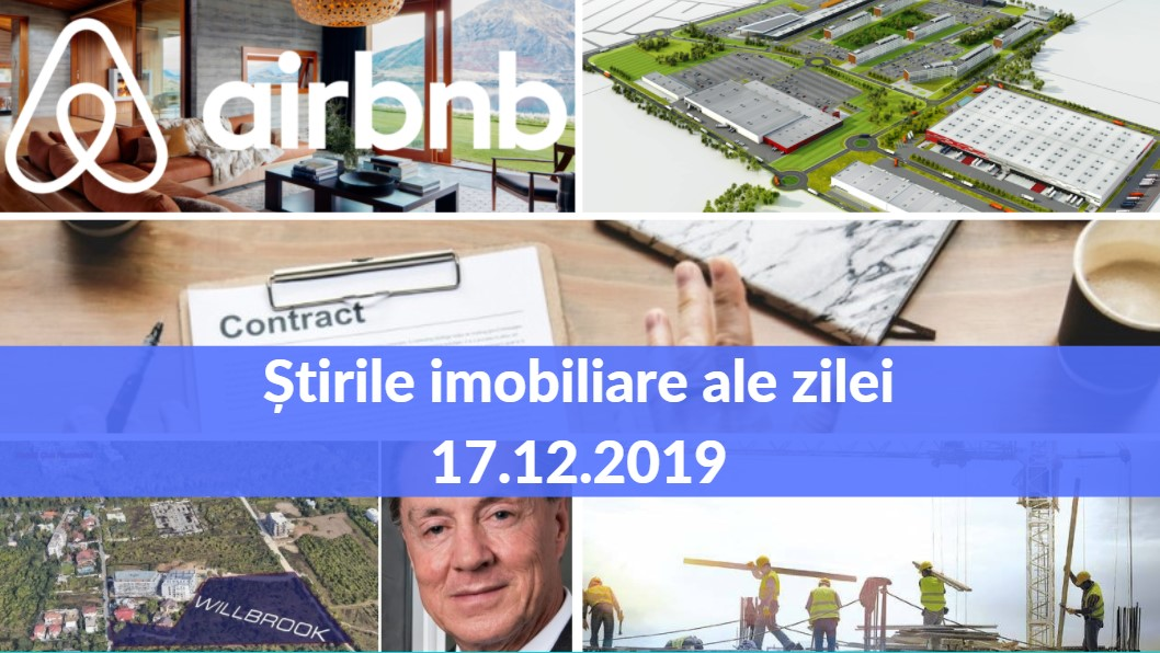Revista presei imobiliare - cele mai importante stiri ale zilei  17.12.2019