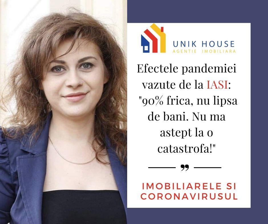 """Episodul 11 - Imobiliarele si Coronavirusul - Efectele pandemiei vazute de la IASI: """"90% frica, nu lipsa de bani. Nu ma astept la o catastrofa!"""""""
