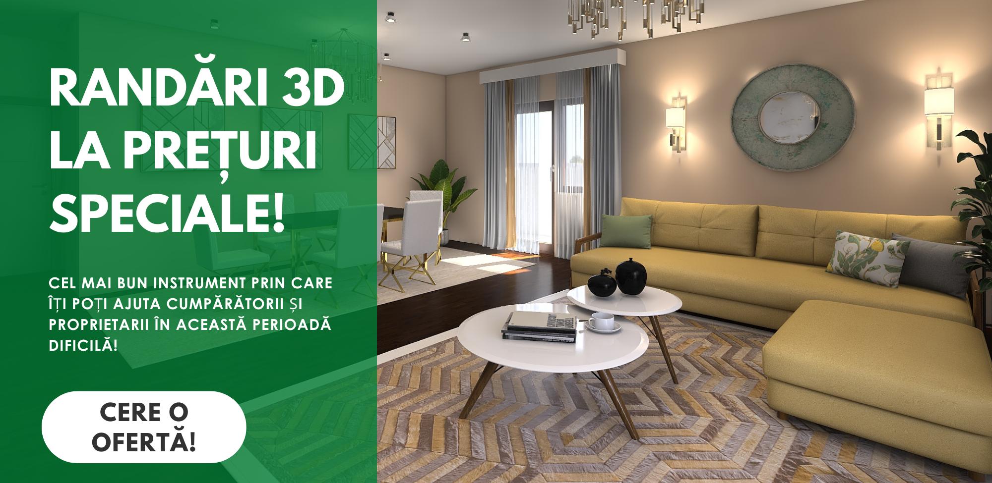 Randari 3D - Tehnologia in ajutorul tau!